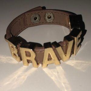 ❤️  BCBG BRAVE BRACELET
